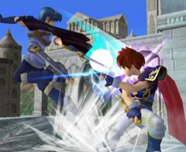 SSBM Roy and Marth