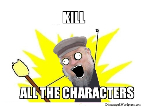 kill all the characters