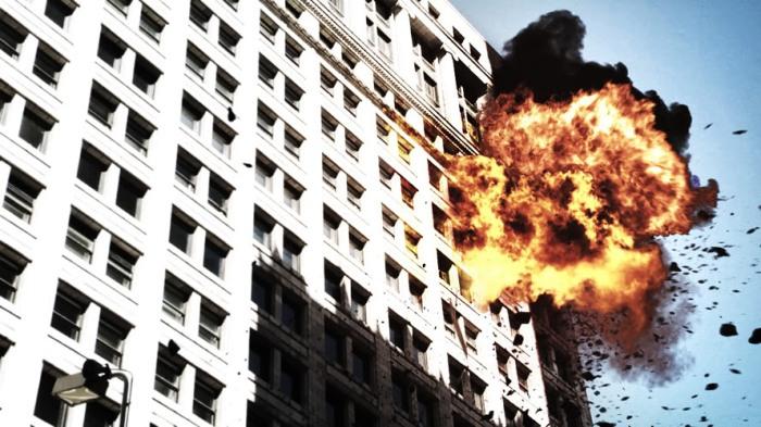 BuildingExplosion