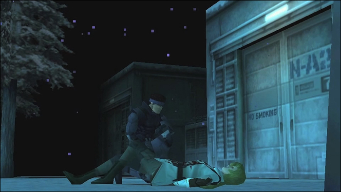 MGS Post Part 2 - Sniper Wolf Death